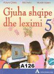GJUHA SHQIPE DHE LEXIMI 5 (Albas)