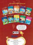 CIROKEN PSIKO-SOSYAL1-10 böcker 33X23 cm 2-7 år