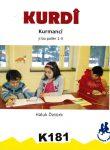 KURDI KURMANCI JI BO POLEN 1-3 (övningsbok)