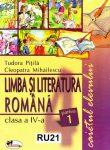 LIMBA SI LITERATURA ROMANA, CLASA A IV-A, PARTEA I