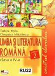 LIMBA SI LITERATURA ROMANA, CLASA A IV-A, PARTEA A II-A