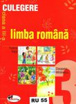 LIMBA ROMANA CULEGERE PENTRU CLASA 3