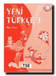 YENI TURKCE 3 CALISMA KITABI