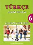 TURKCE ANADIL DERSLERI 6 CALISMA KIATABI