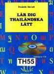 LÄR DIG THAILÄNSKA LÄTT (med CD)
