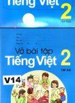TIENG VIET TAP HAI + VO BAI TAP(åk 2 del 2) läsebok + övningsbok