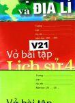 LICH SU VA - DIA LI +VO BAI TAP LICH+..DIA LY (åk.4) 3 böcker
