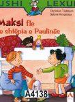 MASKI FLE TE SHTEPIA E PAULINES  3-7 år