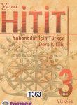 YENI HITIT YABANCILAR ICIN TURKCE 3 (Ders + Calisma+CD)