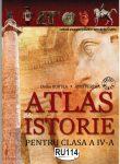 ATLAS DE ISTORIE PENNTRU CLASA A IV A