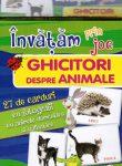 INVATAM PRIN JOC GHICITORI DESPRE ANIMALR